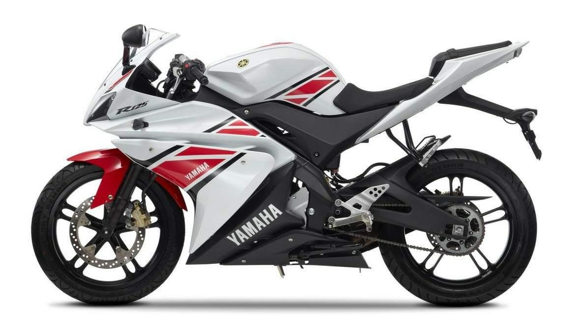 Yamaha R15 2013